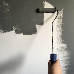 Hoe verf ik mijn muur?